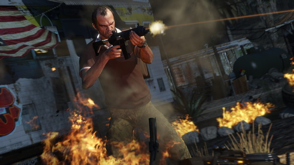 GRAND THEFT AUTO V / GTA 5 (Steam / RU+CIS)