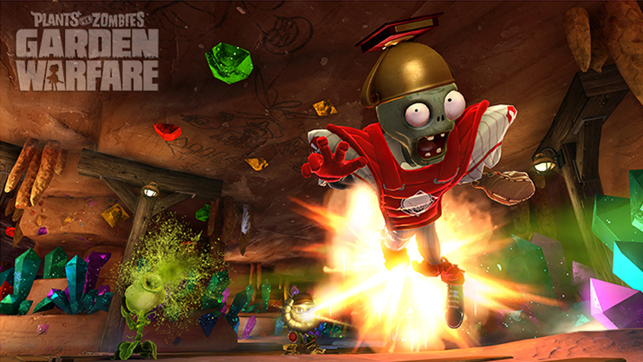 Plants vs. Zombies Garden Warfare (Region Free) + бонус
