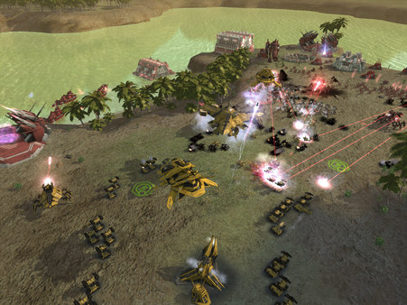 Supreme Commander 2 (Steam key) Region Free