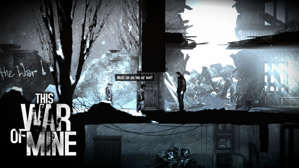 This War of Mine (Steam Gift / Region RU+CIS)