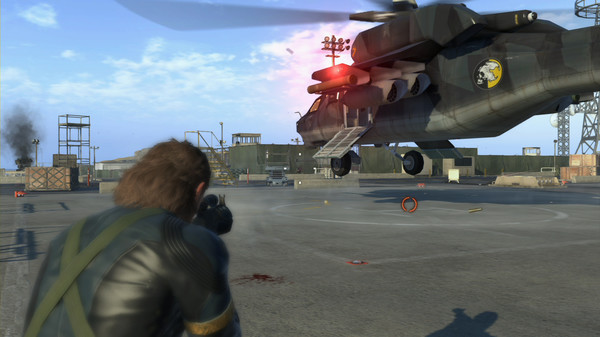 METAL GEAR SOLID V: GROUND ZEROES (Steam Gift \ RU+CIS)