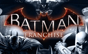 Batman Franchise Pack 4 games + 8 DLC  Steam Gift/ RU