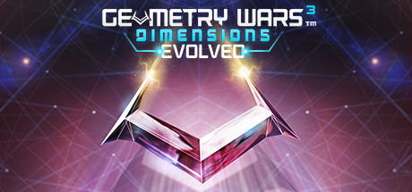 Geometry Wars 3 Dimensions Evolved Steam Gift/ RU + CIS