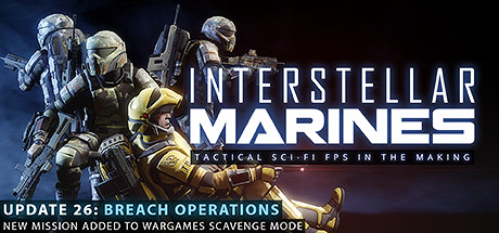 Interstellar Marines Steam Gift/ RoW / Region Free