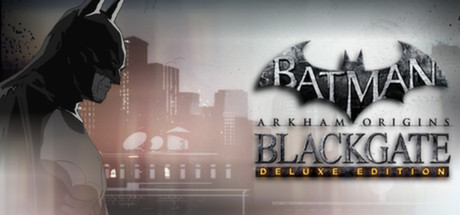 Batman Arkham Origins Blackgate Deluxe Edition Gift RoW