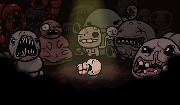 The Binding of Isaac (Steam Gift/ RoW / Region Free)