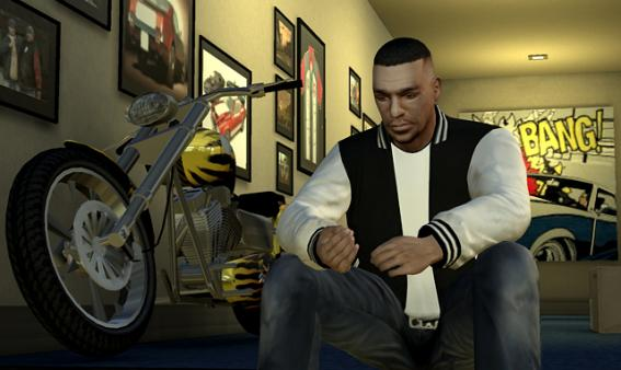 Grand Theft Auto Episodes from Liberty Steam Gift (RoW)