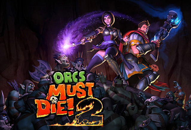 Orcs Must Die! 2 (Steam Gift/ RoW) + ПОДАРОК