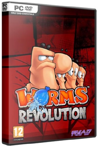Worms Revolution (Steam Gift/ RoW) + ПОДАРОК