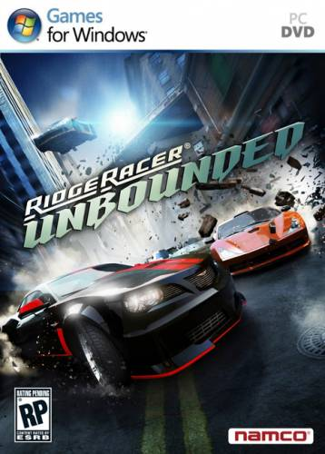 Ridge Racer Unbounded Full Pack (Steam Gift/ RoW)+BONUS