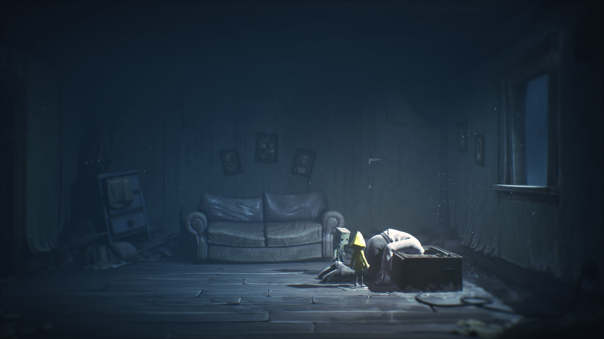 Little Nightmares II Steam Gift [RU]