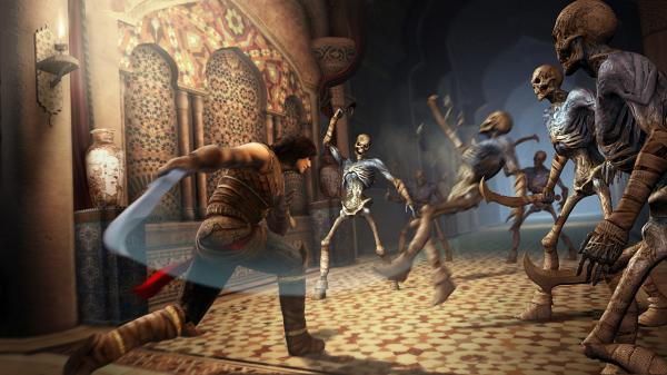 Prince of Persia: The Forgotten Sands (Steam Gift/ RoW)