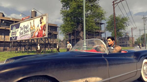 Mafia II: Digital Deluxe Ed. (Steam Gift/ Region Free)