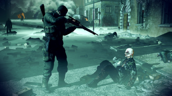 Sniper Elite: Nazi Zombie Army (Steam Gift/ RoW)