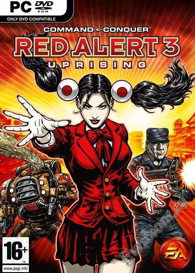 Command & Conquer: Red Alert 3 - Uprising (Origin Key)