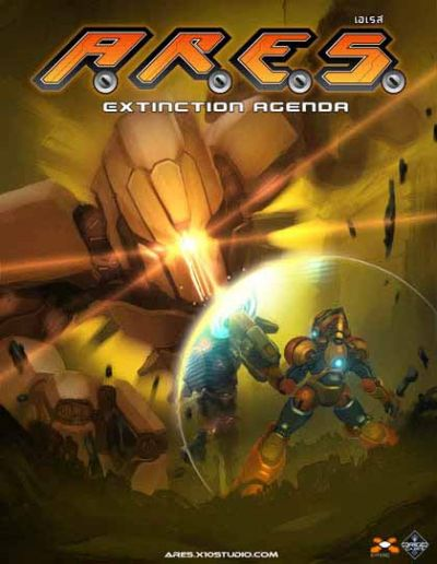 A.R.E.S. Extinction Agenda Steam Key/ RoW / Region Free