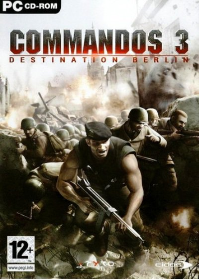 Commandos 3: Destination Berlin (Steam Key/ RoW)