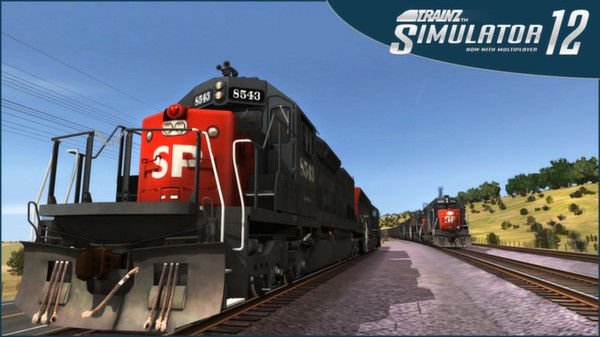 Trainz Simulator 12  (Steam Key/ RoW) + ПОДАРОК