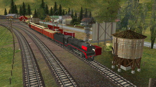 Trainz Simulator: Murchison 2 Steam Key/ Region Free