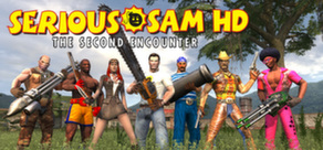 Serious Sam HD: The Second Encounter (Steam Key/ RoW)
