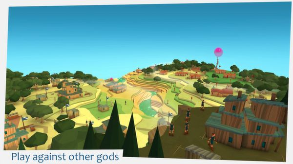 Godus (Steam Gift/ RoW) + ПОДАРОК
