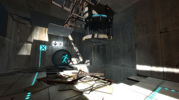 Portal 2 Steam Gift/ RoW / Region Free