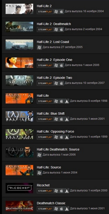 Valve Complete Pack Steam Gift/ Region Free / RoW