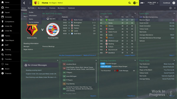 Football Manager 2015 (Steam Gift/ RU + CIS)