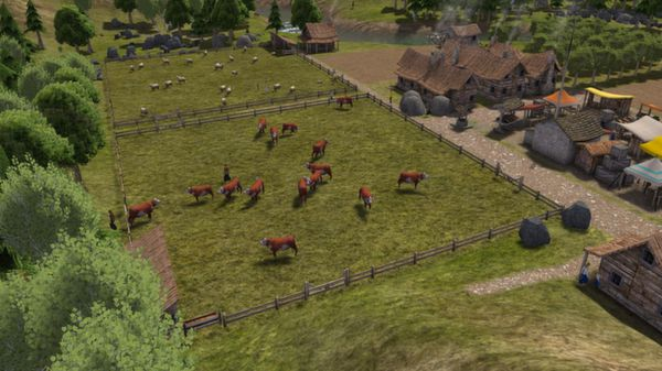 Banished Steam Gift/ RoW / Region Free