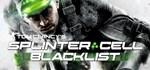 Tom Clancy's Splinter Cell Blacklist Standard Edition Steam Gift [RU]