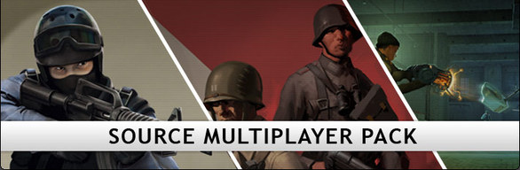 Source Multiplayer Pack Region Free Steam Key