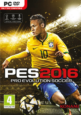 Pes 2016 Pro Evolution Soccer 2016 ROW/Multilanguage