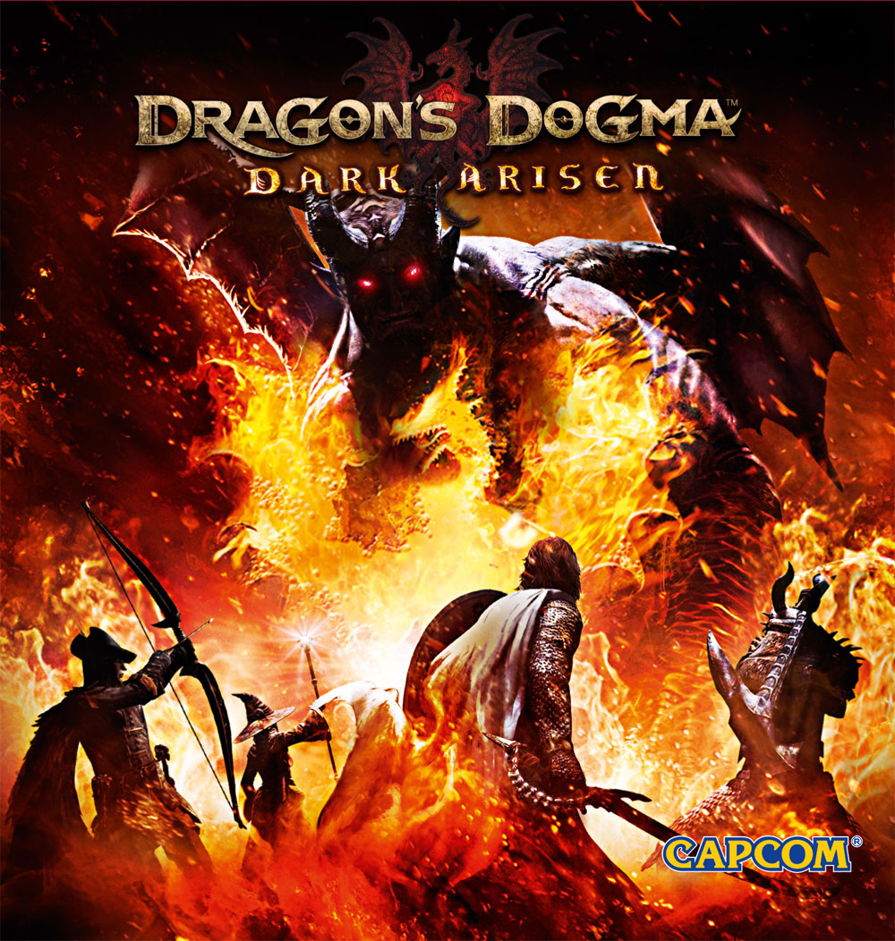 Dragon´s Dogma Dark Arisen REGION FREE/MULTILANG
