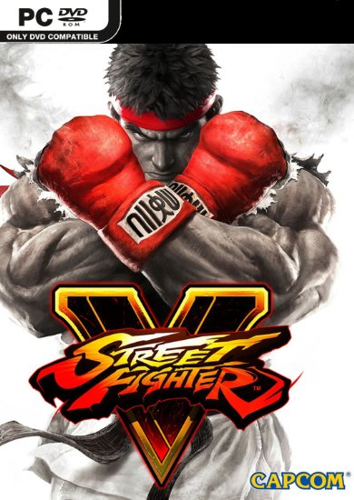 Street Fighter V 5 Steam REGION FREE/ MULTILANGUAGE EU