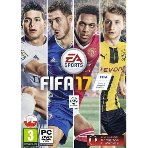 Fifa 17 Ea Origin Cd Key REGION FREE/MULTILANGUAGE SCAN