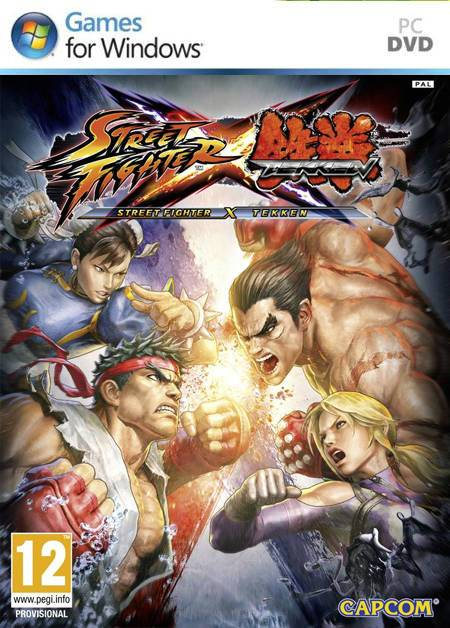 STREET FIGHTER X TEKKEN (SteamGift/Region Free)+ПОДАРОК