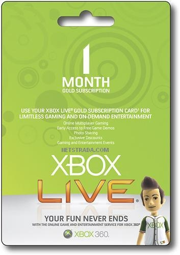 XBOX LIVE GOLD 1 МЕСЯЦ MONTH EU/UK/US/RU +РОССИЯ+СКИДКИ