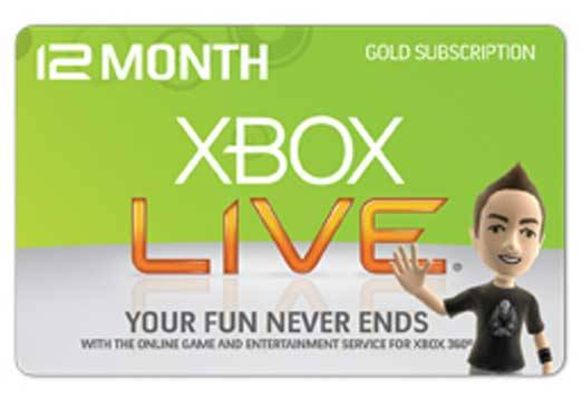 XBOX LIVE GOLD 12 MONTH MONTH RU-USA-EU-UK + DISCOUNTS