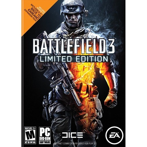 BATTLEFIELD 3 LIMITED EDITION(EU /MULTILANGUAGE)+СКИДКИ