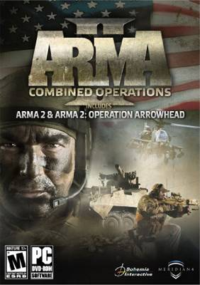ARMA 2 COMBINED OPERATIONS STEAM(RegFREE/MULTILAN)+DAYZ