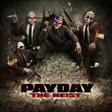 PAYDAY THE HEIST REGION FREE (EU /MULTILANG) STEAM GIFT