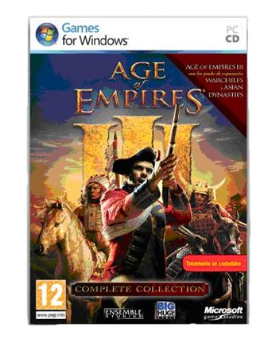AGE OF EMPIRES 3 COMPLETE COLLECTION(REGFREE/MULTILANG)