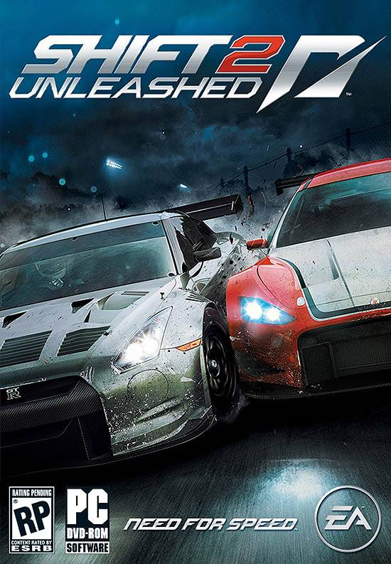 NEED FOR SPEED SHIFT 2 UNLEASHED (RegFREE/STEAM)
