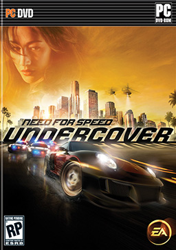NEED FOR SPEED UNDERCOVER (EU/MULTILANG) REGION.FREE