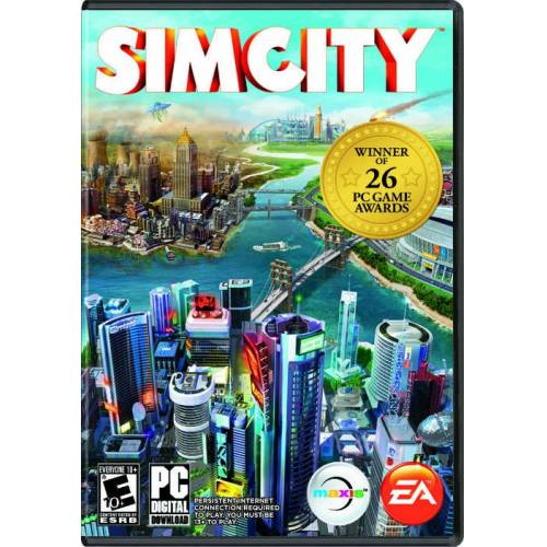 Simcity 2013 Ea Origin (EU/MULTILANG) REGION FREE