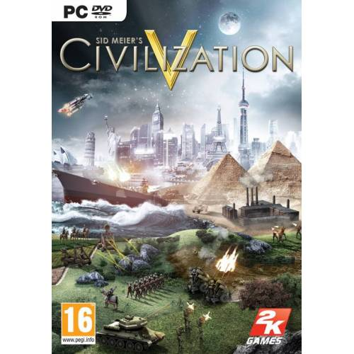 Civilization V 5 Steam( REGION FREE/MULTILANG)