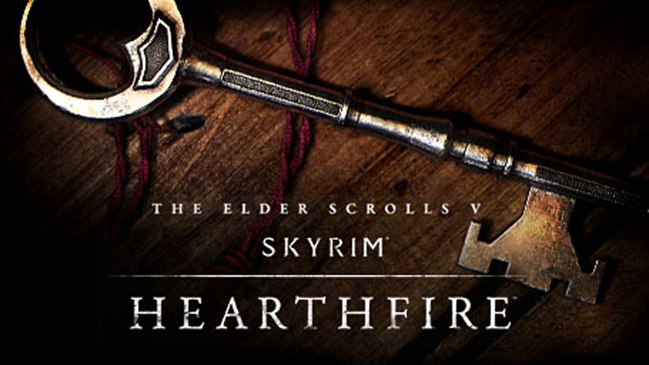 The Elder Scrolls 5 V:Skyrim Hearthfire(REGION FREE)