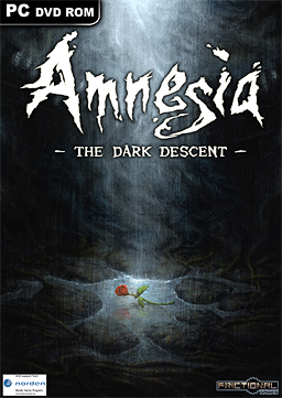 AMNESIA DARK DESCENT STEAM KEY (REGION FREE/MULTILANG)