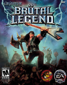 BRUTAL LEGEND STEAM KEY (REGION FREE)