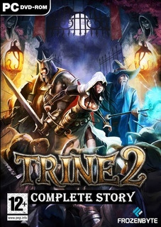 TRINE 2 COMPLETE STORY STEAM KEY (REGION FREE)